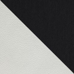 MUSTER 7 - Bahama 36 + Kunstleder Soft 17 Weiss